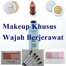 7 produk makeup natural wardah untuk wajah berjerawat