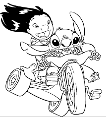 Motorcycle coloring pages coloringsuite