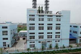 a anium dioxide chemical factory in china