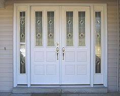 Double front door with sidelights 36 Inch Double Door Entry Entry Doors With Sidelights The Use And Advantages Modern Entry Pinterest Double Doors With Sidelights