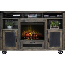 legends furniture co5351 cargo 62 fireplace tv stand console in