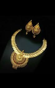 Kasulaperu Earrings Designs Latest Gold Necklace Kasulaperu Gold Necklace Design Gold