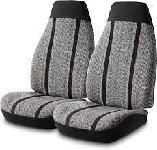 wrangler by fia authentic saddleblanket traditional custom fit heavy duty truck seat covers