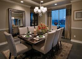 a gorgeous dining room to spend time with family friends toll brothers as back country co orion home design