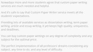 custom thesis writing service professional thesis help online com