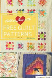 Favorite Fall Quilts: 13 Free Quilt Patterns - Seams And Scissors & Favorite Fall Quilts: 13 Free Quilt Patterns Adamdwight.com