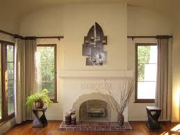 Stucco Fireplaces Photos