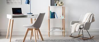 kids desk. Scandinavian Kids Desk Wood And White TOTEM