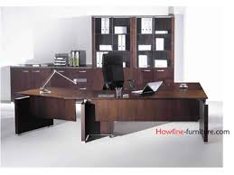 Office Furniture Modern Adorable Modern Executive Desk[HEX48D48LR]Modern Executive Desk