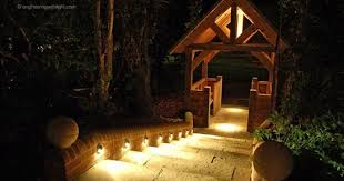 creative outdoor lighting ideas. outdoor lighting garden post creative ideas