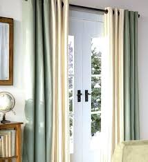 sliding door curtains and ds panel curtains for sliding glass doors single panel curtains sliding glass