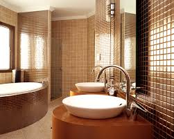 Decoration For Bathroom Bathroom Wall Decor And Shower Heads Lovely Brown Ceramic Wall