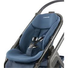 more views maxi cosi nova 4 wheel stroller nomad blue with cabriofix car seat