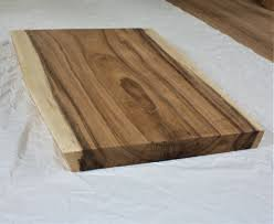 Massivholzplatten Akazie Tischplatten Küchenplatten Waschtischplatten