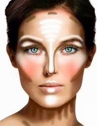 when applied right contouring can define your cheekbones and jaw line reduce the look of a double chin minimize a larger nose and lift sagging eyes