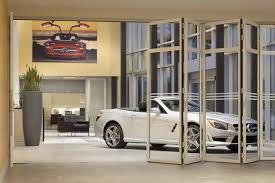 Whether you realize it or not, these interior colors set the tone for your every drive, and the exterior color options make sure you stand out on the streets of orange county. Nanawall Retractable Glass Accordion Doors Mercedes Benz Car Dealership Interior Showroom Ontario Canada