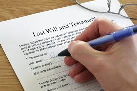 how to make a will how much does it cost can it be done for  not leaving a will could mean your relatives won t be entitled to anything