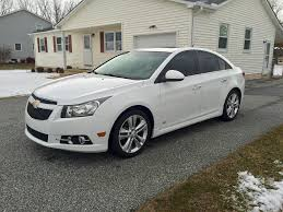 Cruze chevy cruze ltz rs : Summit White LTZ/RS with some tint