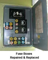 breaker box fuse house fuse box \u2022 wiring diagrams j squared co when to use a fuse or circuit breaker at Circuit Breaker Vs Fuse Box
