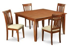 54 square dining table
