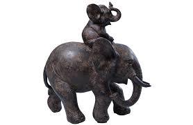 Декоративная фигура <b>Elephant Dumbo</b> Uno, 19x17.5x8.5cm ...