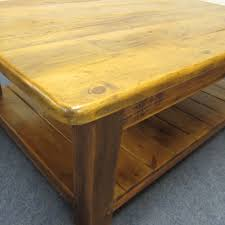 prepossessing pine tables and benches made to measure pinefinders old coffee table with rounded edges img