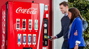 Coca Cola Vending Machine Customer Service Simple 4848 Coke Vending Machines In North America Will Accept Apple Pay