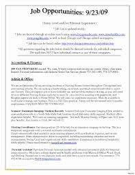 Entry Level Nursing Assistant Resume 50 Beautiful Hr Assistant