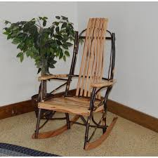 furniture rustic rocking chair kit chairs texas wooden outdoor plans nursery rockers drop rustic