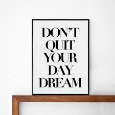inspirational wall quotes don t quit