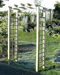 garden arch with planters trellis arch garden trellis arch garden arch with trellis planters wooden garden garden arch with planters