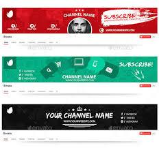 Best Youtube Banner 10 Multipurpose Youtube Channel Art Best Designers