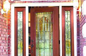 entry door glass inserts and