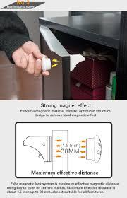 Medicine Cabinet Magnet Fabe D522 Magnetic Locking Systemhidden Cabinet Safety Lock