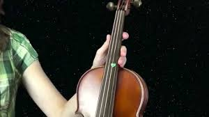Basic Violin Notes Fingering
