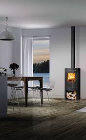 Freestanding stoves can look amazing in the right room. We love the  Stromstad 5 from