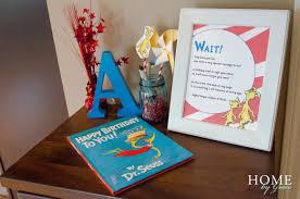 Dr Seuss Party Decorations Party Decor Home By Grace