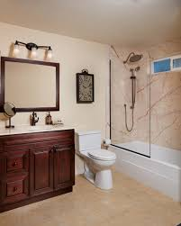 bathroom design styles. The New Traditional Style Is Liberal. Finishes That Feel Crafty Can Be Mixed With A Sleeker Overall Look. Warm Natural Tones Are Finding Their Way Into Bathroom Design Styles G