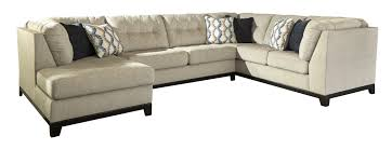 langlois furniture. Langlois Furniture - Muskegon, MI Beckendorf Chalk Right Facing Extended Sofa Sectional L