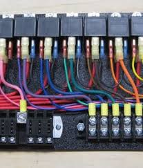 how to wire a relay for auto accessories jeeps 7 relay panel switched panel auto accessoriesrace