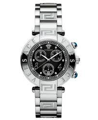 versace watch unisex swiss chronograph reve stainless steel versace watch unisex swiss chronograph reve stainless steel bracelet 40mm q5c99d009 s099