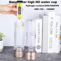 Nano high <b>hydrogen</b> water generator