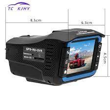 Nga Chống Radar Dash Cam Đầu Ghi Hình Video Registrator Tự Động 3 Trong 1  Dash Cam DVR Xe Ô Tô Cảm Radar Định Vị GPS lái Xe Đầu Ghi|DVR/Dash Camera