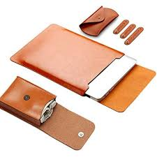 sleeves 13 inch leather laptop case for 13 3 inches macbook air macbook pro bag