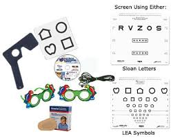 Vision Screening Chart Good Lite 122 Mckesson Medical Surgical