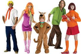 group oc Scooby Doo