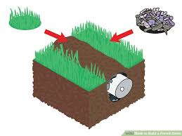 image titled build a french drain step 10