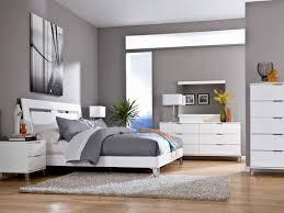 bedroom furniture in white