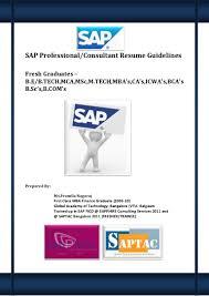 100 Resume Format For Freshers Bca Bca Resume Samples Cv