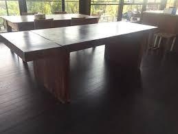 hardwood dining tables gold coast. large hardwood dining table with extendable/removable ends tables gold coast e